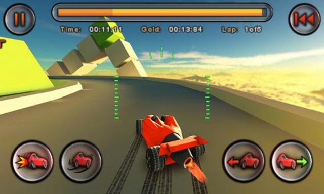 Jet Car Stunts screenshot 5