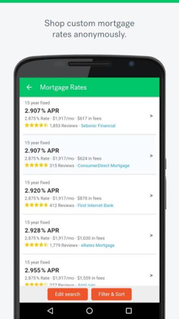Trulia Mortgage Calculators screenshot 4