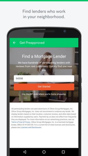 Trulia Mortgage Calculators screenshot 5