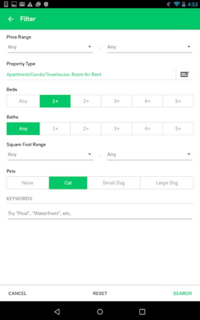 Trulia Rent Apartments & Homes screenshot 19