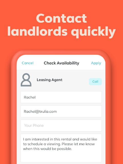 Trulia Rent Apartments & Homes screenshot 9
