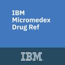 Icon for IBM Micromedex Drug Ref