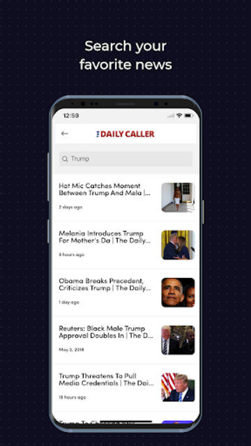 The Daily Caller screenshot 4