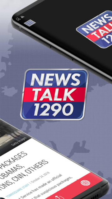 NewsTalk 1290 - News and Talk of Texoma (KWFS-AM) screenshot 2