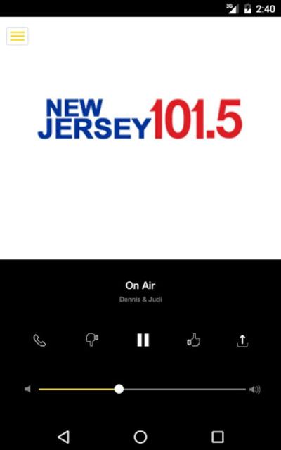 NJ 101.5 - Proud to be New Jersey (WKXW) screenshot 13