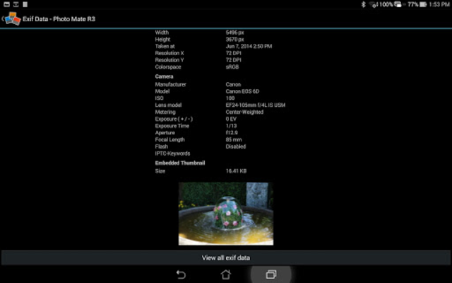 Photo Mate R3 screenshot 12