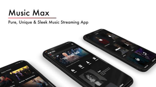 Music MAX - Online Music Player & Music Free screenshot 9