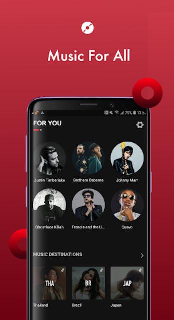 Music MAX - Online Music Player & Music Free screenshot 6