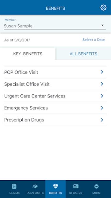 Tufts Health Plan screenshot 4