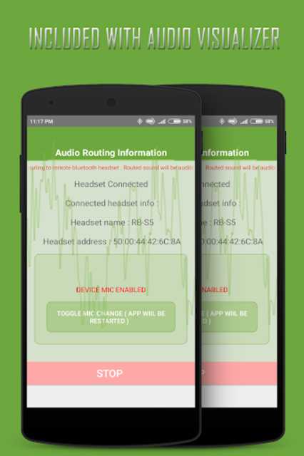 Bluetooth Ear (With Voice Recording ) screenshot 5