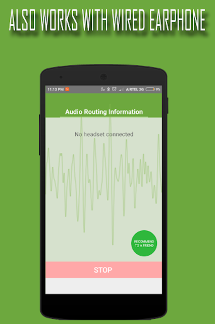Bluetooth Ear (With Voice Recording ) screenshot 7
