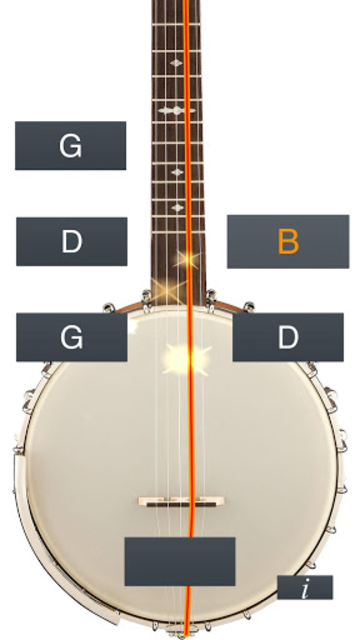 Banjo Tuner Simple screenshot 5