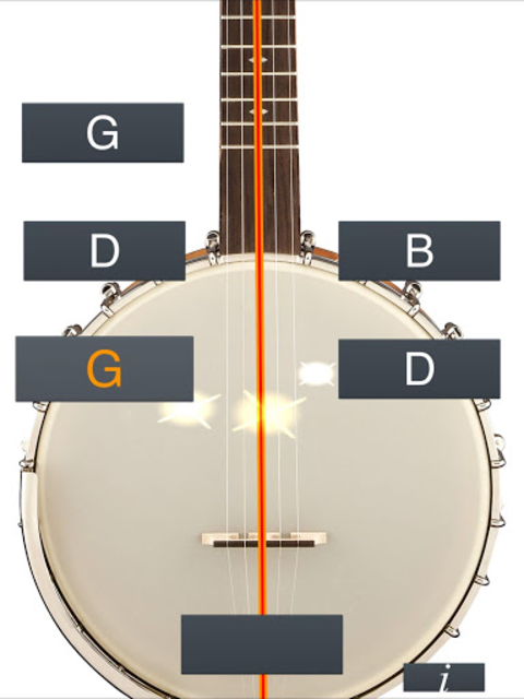 Banjo Tuner Simple screenshot 6