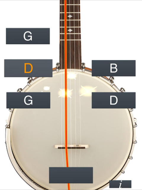 Banjo Tuner Simple screenshot 7