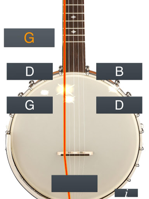 Banjo Tuner Simple screenshot 11