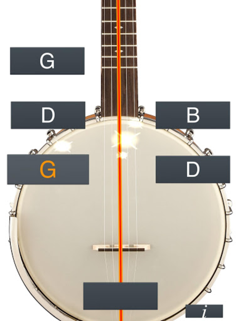 Banjo Tuner Simple screenshot 12