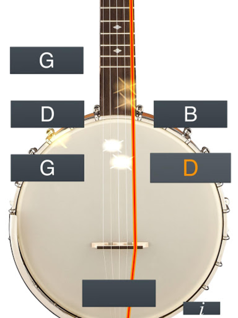 Banjo Tuner Simple screenshot 15