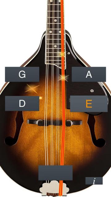 Mandolin Tuner Simple screenshot 5
