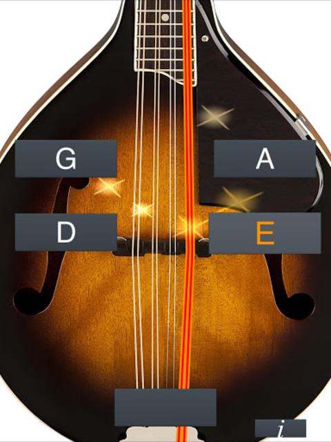 Mandolin Tuner Simple screenshot 10
