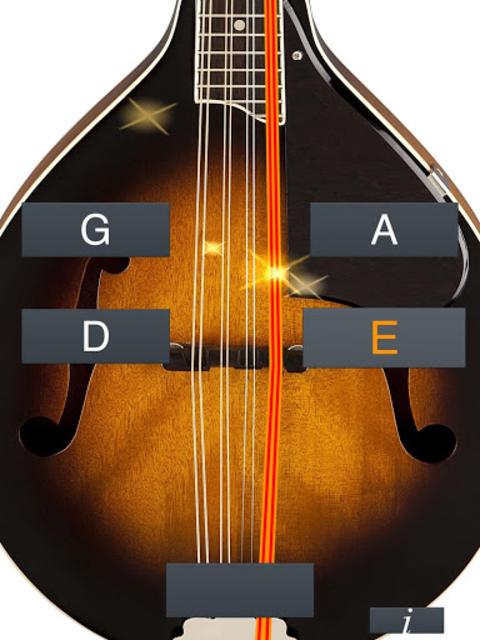 Mandolin Tuner Simple screenshot 15