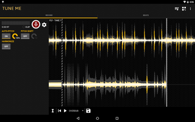 Tune Me screenshot 7