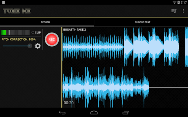 Tune Me screenshot 8