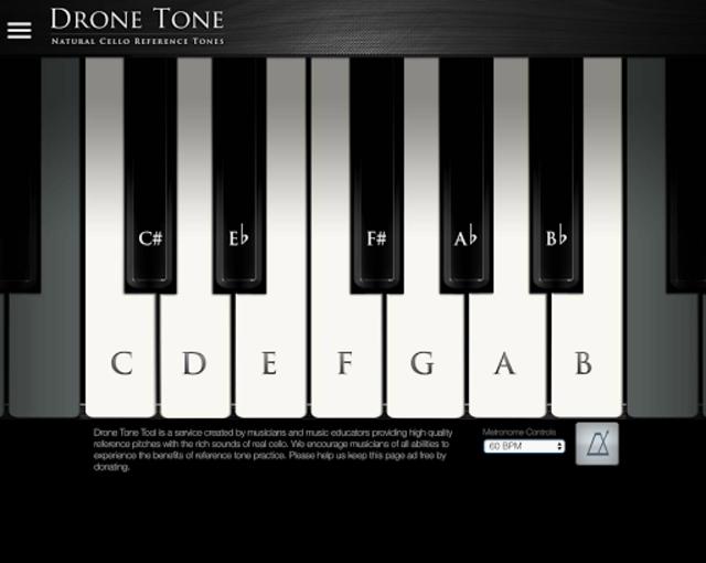 Drone Tone Tool screenshot 2