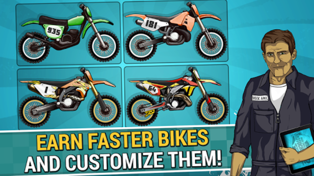 Mad Skills Motocross 2 screenshot 14