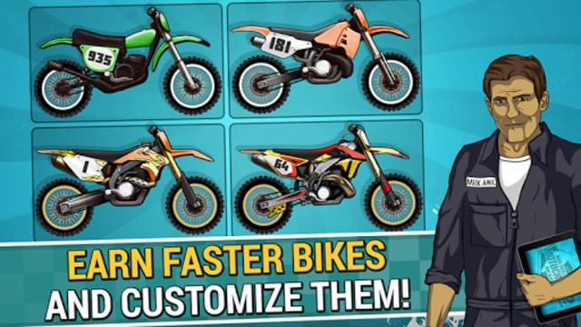 Mad Skills Motocross 2 screenshot 2