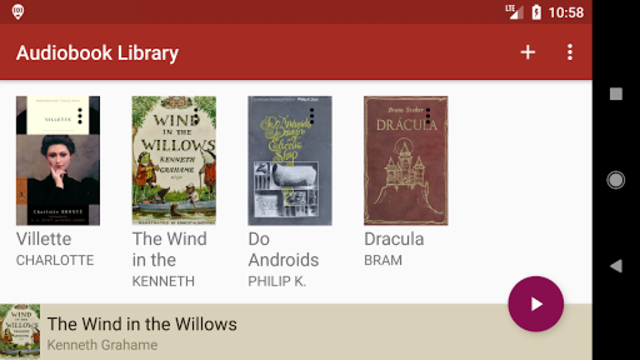 NavBooks - Audiobooks with offline Wear OS support screenshot 6