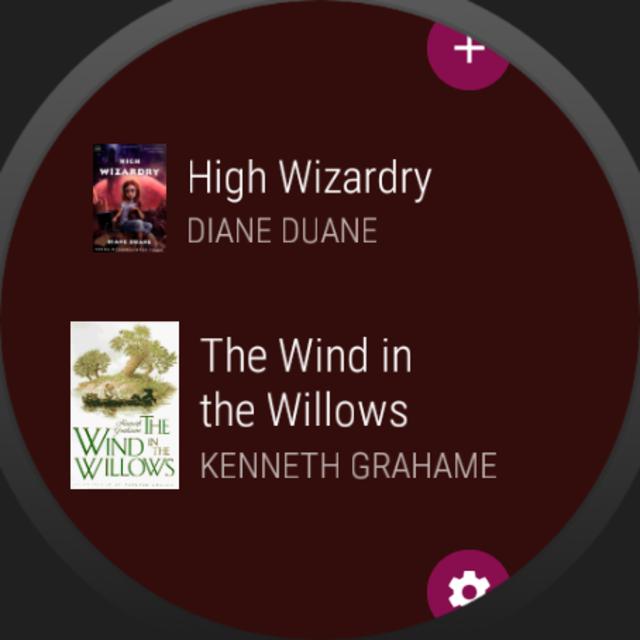 NavBooks - Audiobooks with offline Wear OS support screenshot 15