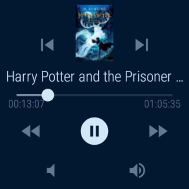 NavBooks - Audiobooks with offline Wear OS support screenshot 22
