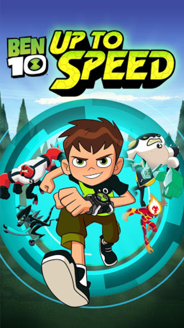 Ben 10: Up to Speed screenshot 1