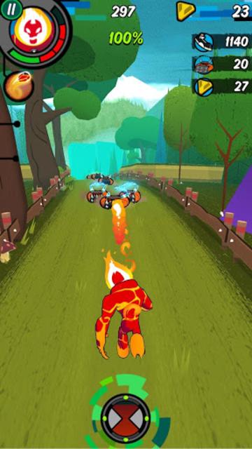 Ben 10: Up to Speed screenshot 2