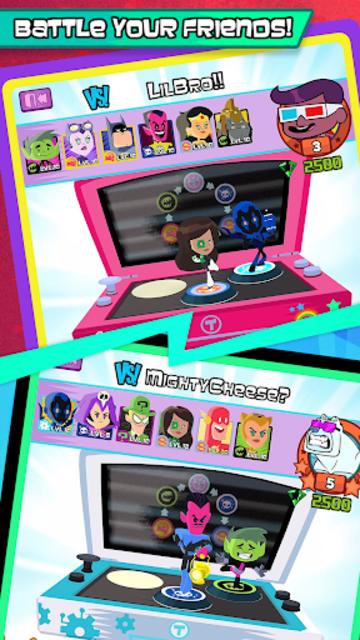 Teen Titans GO Figure! screenshot 3