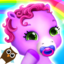 Baby Pony Sisters - Virtual Pet Care & Horse Nanny