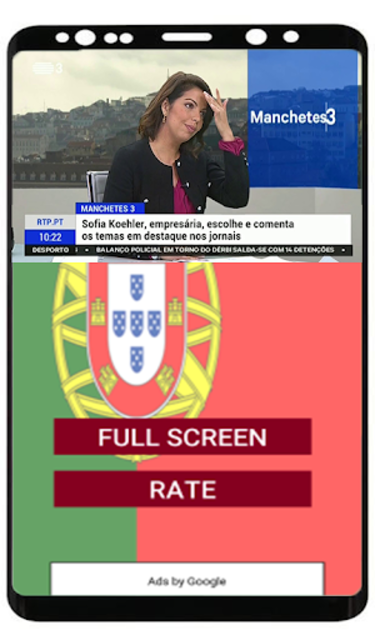 Portugal TV : Direct and Replay 2019 screenshot 5