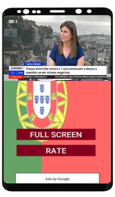 Portugal TV : Direct and Replay 2019 screenshot 6