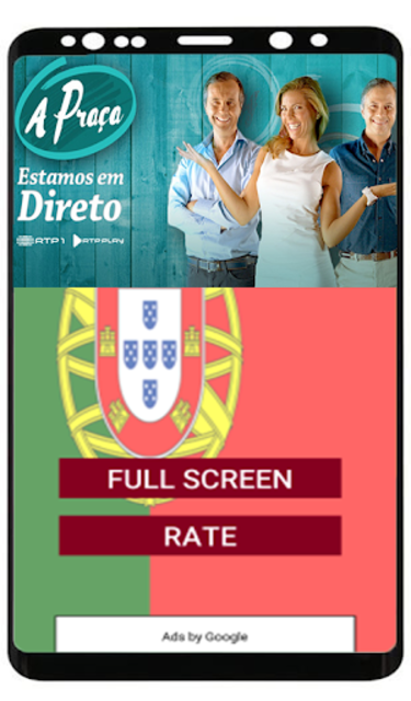 Portugal TV : Direct and Replay 2019 screenshot 8