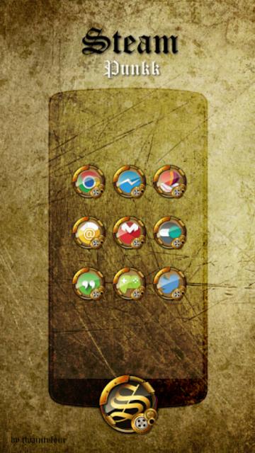 STEAM PKK - IconPack screenshot 1