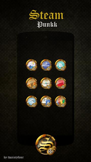 STEAM PKK - IconPack screenshot 2