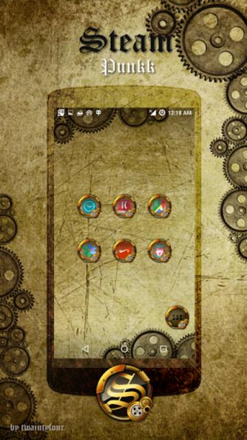 STEAM PKK - IconPack screenshot 3