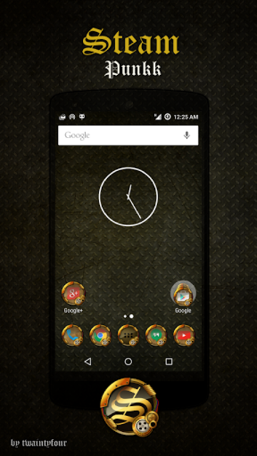 STEAM PKK - IconPack screenshot 4