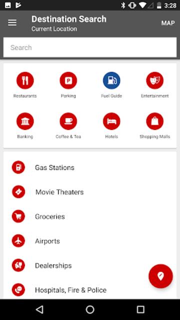 Toyota Entune® screenshot 2
