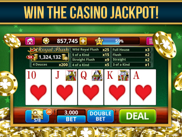 VIDEO POKER OFFLINE FREE! screenshot 8
