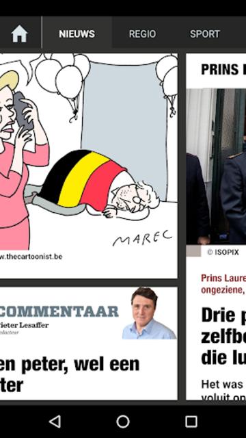 Het Nieuwsblad Krant screenshot 3