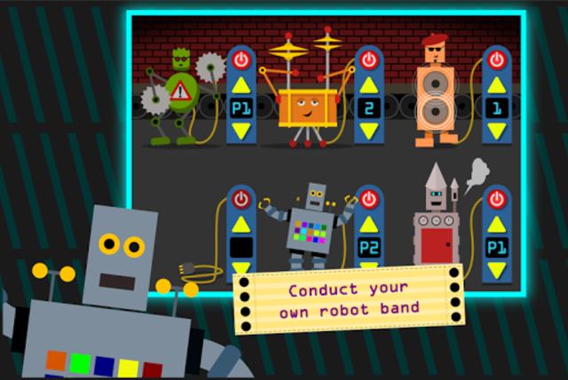 Robot Jam Party screenshot 1