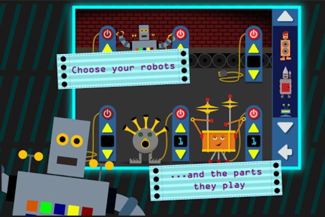 Robot Jam Party screenshot 2