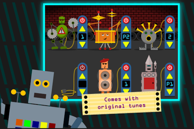 Robot Jam Party screenshot 8