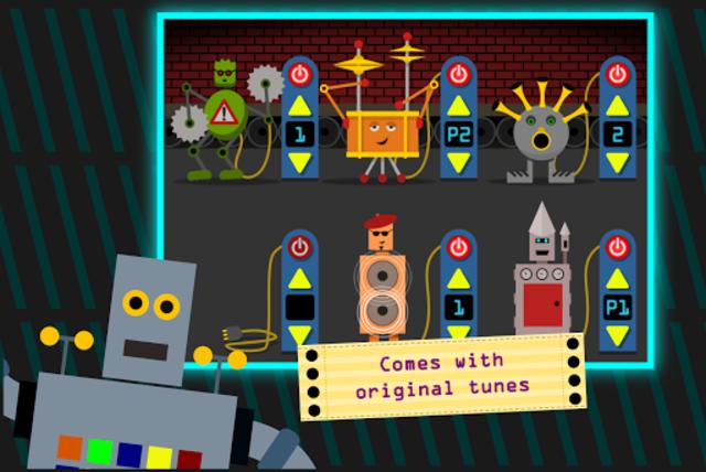 Robot Jam Party screenshot 11